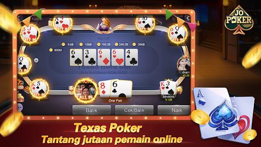 JOJO Texas Domino QiuQiu Slots Free Game 2 تصوير الشاشة