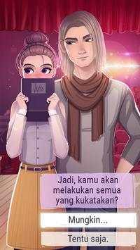 Drama Remaja: Permainan Cerita Cinta screenshot 8