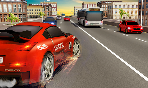 Traffic Highway Car Racer screenshot 4