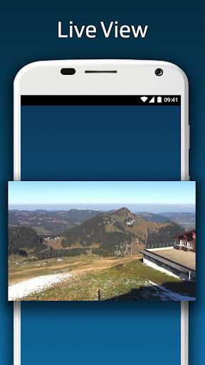 SRF Meteo - Wetter Prognose Schweiz screenshot 8