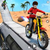 Racing Bike Stunt Games 2021 : Bike Race Game 3D on 9Apps