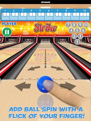 Strike! Ten Pin Bowling 19 تصوير الشاشة