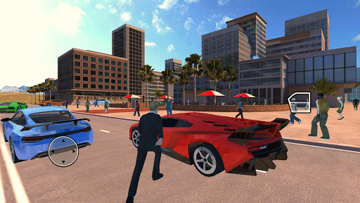 Real City Car Driver screenshot 1