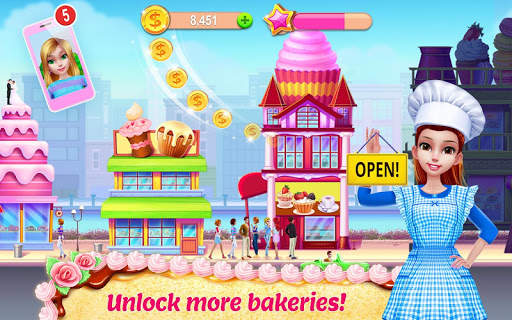 My Bakery Empire - Bake, Decorate & Serve Cakes screenshot 6