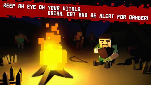 Cube Z (Pixel Zombies) screenshot 4