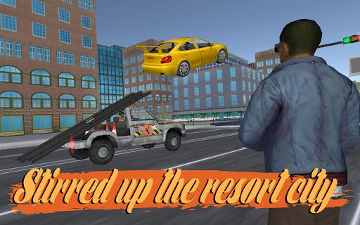 Miami Crime Vice Town स्क्रीनशॉट 3