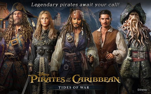 Pirates of the Caribbean: ToW screenshot 2