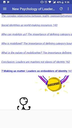 New Psychology of Leadership screenshot 4