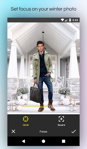 Men Winter Jacket Suit screenshot 8