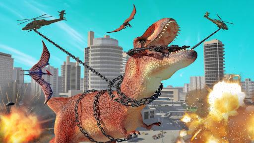 Hungry Dinosaur Hunting Simulator Game 2020 screenshot 2