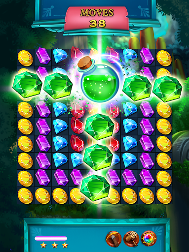 Jewels Star: OZ adventure 2 تصوير الشاشة