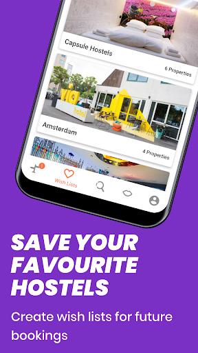 Hostelworld: Hostels & Backpacking Travel App screenshot 7