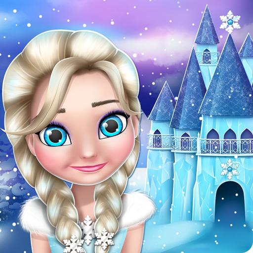 العاب ديكور المنزل – الشتاء أيقونة
