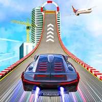 trek game mengemudi mobil yang mustahil on 9Apps