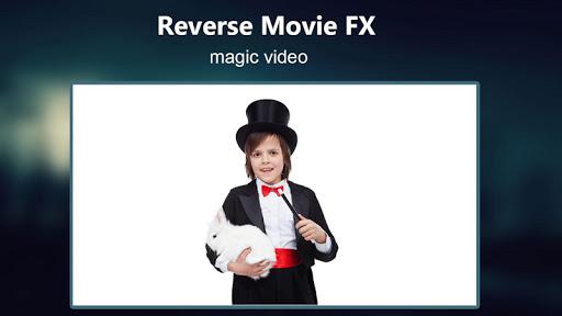 Reverse Movie FX - magic video screenshot 12