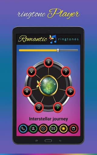 Romantic ringtones screenshot 19
