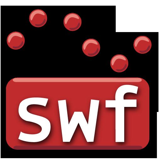 SWF Player - Flash File Viewer أيقونة