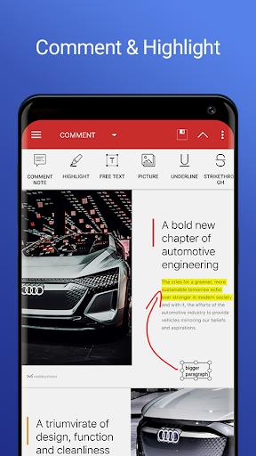 PDF Extra - Scan, View, Fill, Sign, Convert, Edit screenshot 7