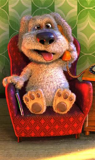 الكلب بن المتكلم 4 تصوير الشاشة
