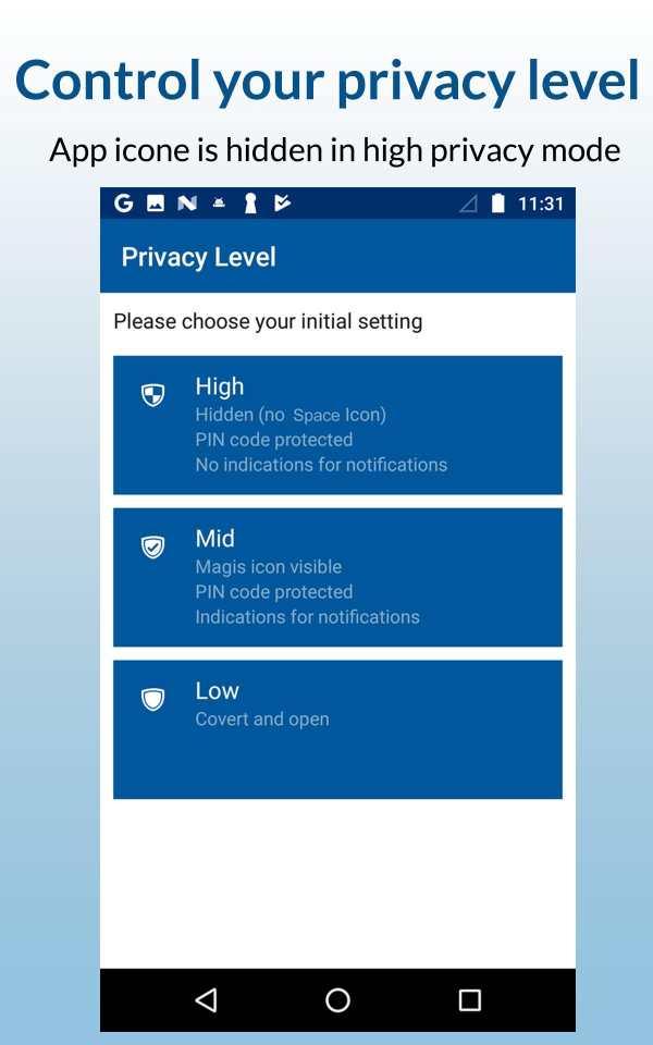 SPACE Virtual Smartphone (Second Space phone) screenshot 4