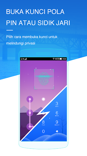 LOCKit - Kunci Aplikasi screenshot 6