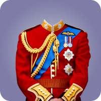 Military Photo Suit icon