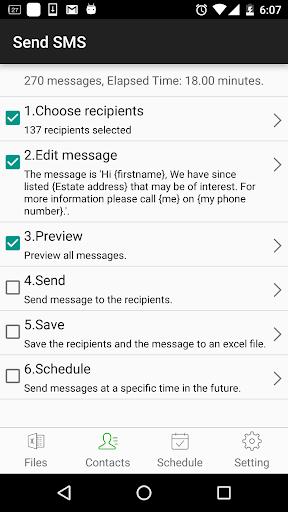 SA Group Text Lite screenshot 4