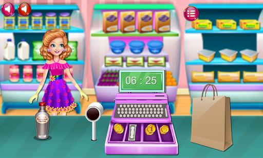 सैंड्रा खाना पकाने के खेल स्क्रीनशॉट 2