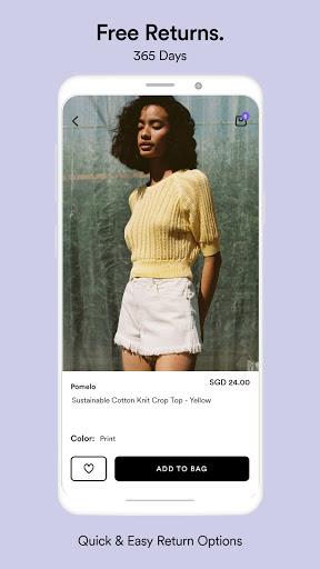 Pomelo Fashion screenshot 3