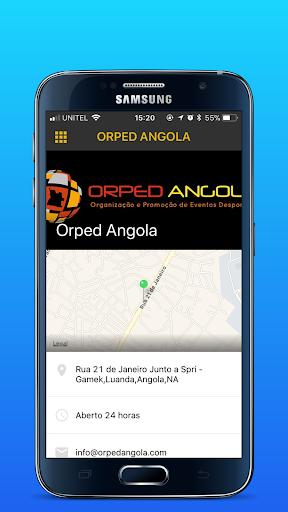 Orped Angola screenshot 3