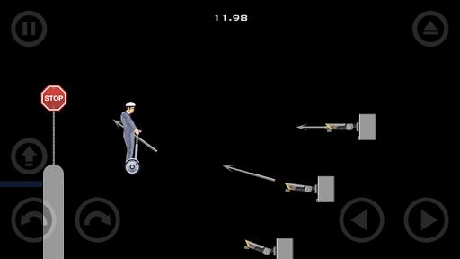 Happy Wheels screenshot 6