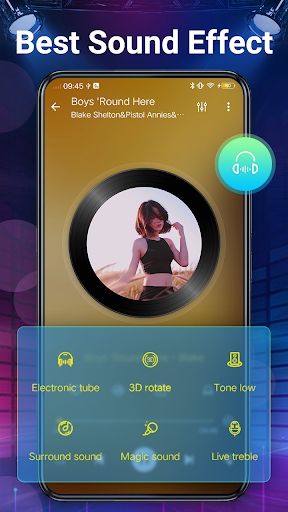 Music Player - Bass Booster & Free Music screenshot 6