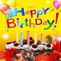 Birthday Greeting Cards on 9Apps