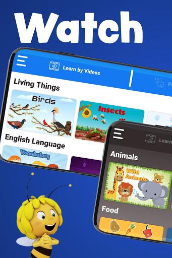 Best English kids app,Top Maths Learning kids app 3 تصوير الشاشة