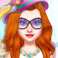 Beauty Girl Makeup and Dressup Puzzle on 9Apps