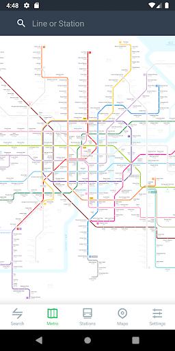 Metro Shanghai Subway screenshot 5