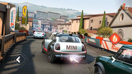 Rebel Racing screenshot 1