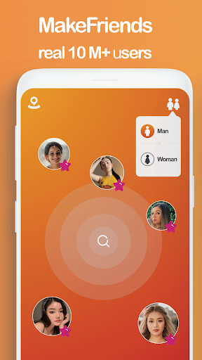 Live Chat Video Call with strangers-Whatslive screenshot 4