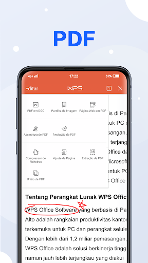 WPS Office Lite screenshot 3