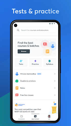 Unacademy Learner App screenshot 7