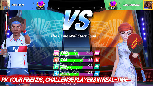 Badminton Blitz - Free PVP Online Sports Game screenshot 5