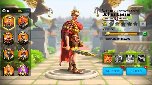 Rise of Kingdoms: Lost Crusade 6 تصوير الشاشة
