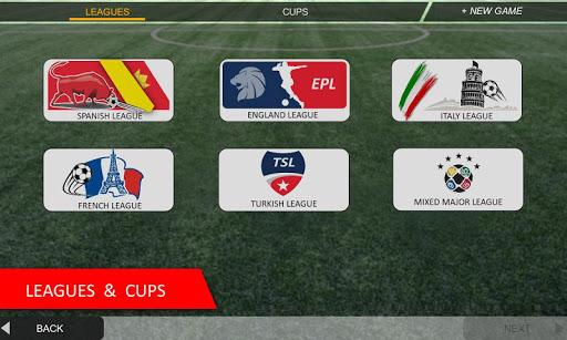 Mobile Soccer League 6 تصوير الشاشة