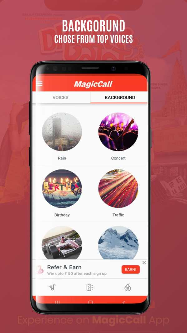 MagicCall – Voice Changer App screenshot 3