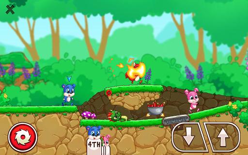 Fun Run 3 - Multiplayer Games screenshot 12