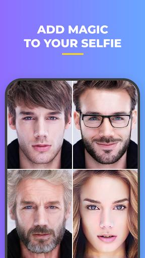 FaceApp - Face Editor, Makeover & Beauty App screenshot 8