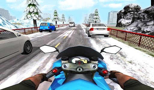 Moto Traffic Rider screenshot 1
