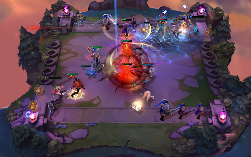 Teamfight Tactics: League of Legends Strategy Game screenshot 12