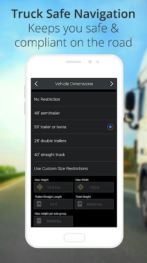CoPilot GPS Navigation & Traffic screenshot 1