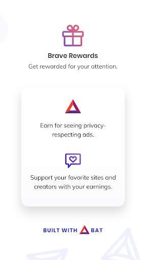 Brave Private Browser: Fast, safe web browser app screenshot 5